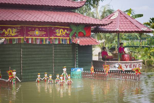 Yen Duc Village Water Puppetry